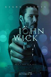 john wick 2014 movie poster