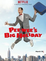 pee wees big holiday