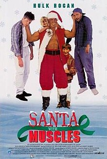 santawithmuscles