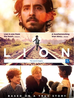 lion 2016 movie poster