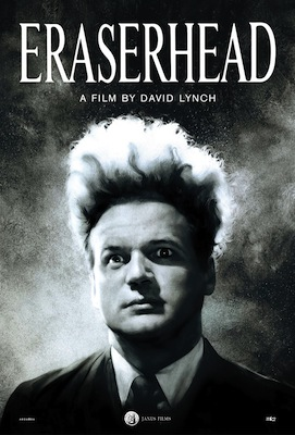 eraserhead 1977 movie poster
