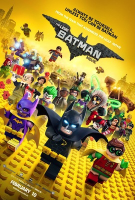 lego batman movie 2017 poster