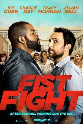fist fight 2017 movie poster