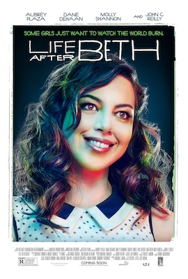 Life After Beth 2014 poster