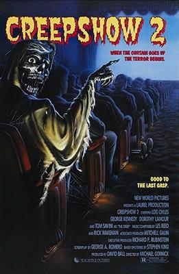 creepshow 2 1987 movie poster