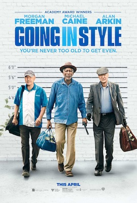 going in style 2017 movie poster