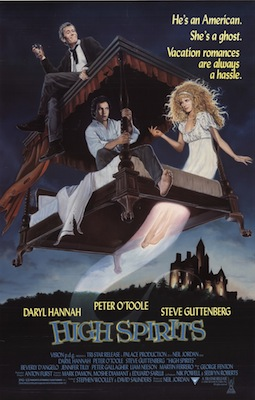 high spirits 1988 movie poster