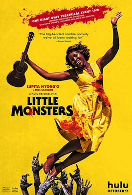 little monsters 2019 movie poster