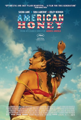 american honey 2016 movie poster