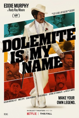 dolemite is my name 2019 poster