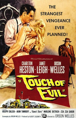 Touch of Evil 1958 poster