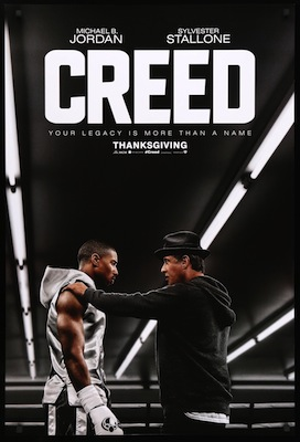 creed 2015 poster