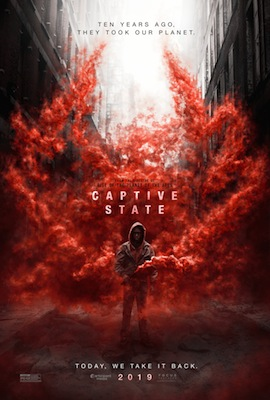 captive state 2019 movie poster