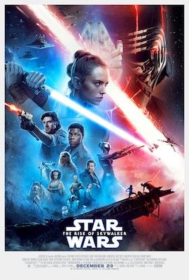 star wars rise of skywalker 2019 poster