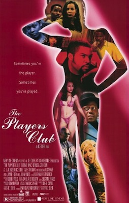 the players club movie poster