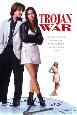 trojan war 1997 movie poster