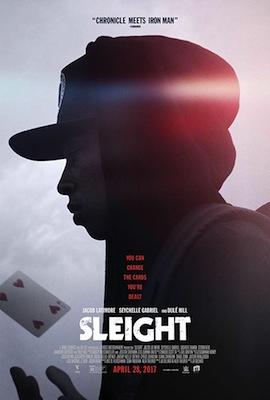 sleight 2017 movie poster