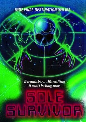 sole survivor 1984 movie poster