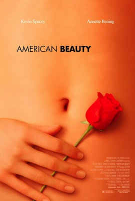 american beauty 1999 movie poster