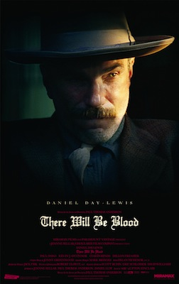 there will be blood 2007 movie poster
