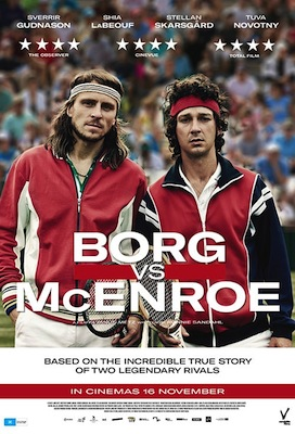 borg vs mcenroe 2017 movie poster
