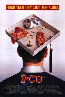 pcu 1994 movie poster