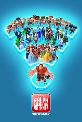 Ralph breaks the internet 2018 movie poster