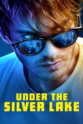 under the silver lake 2019 movie poster