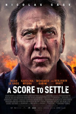 a score to settle 2019 movie poster