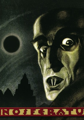 nosferatu 1922 movie poster