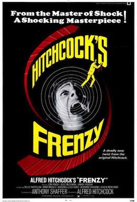 frenzy 1972 movie poaster