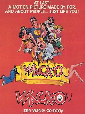 wacko 1982 movie poster