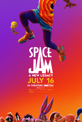 space jam a new legacy movie poster 2021