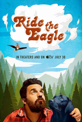 ride the eagle 2021 movie poster